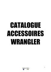 catalogue accessoires wrangler 112015