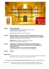 programme senlis 21 11 2015