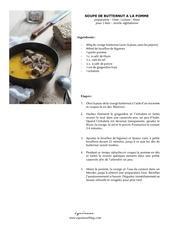 print soupe de butternut a la pomme