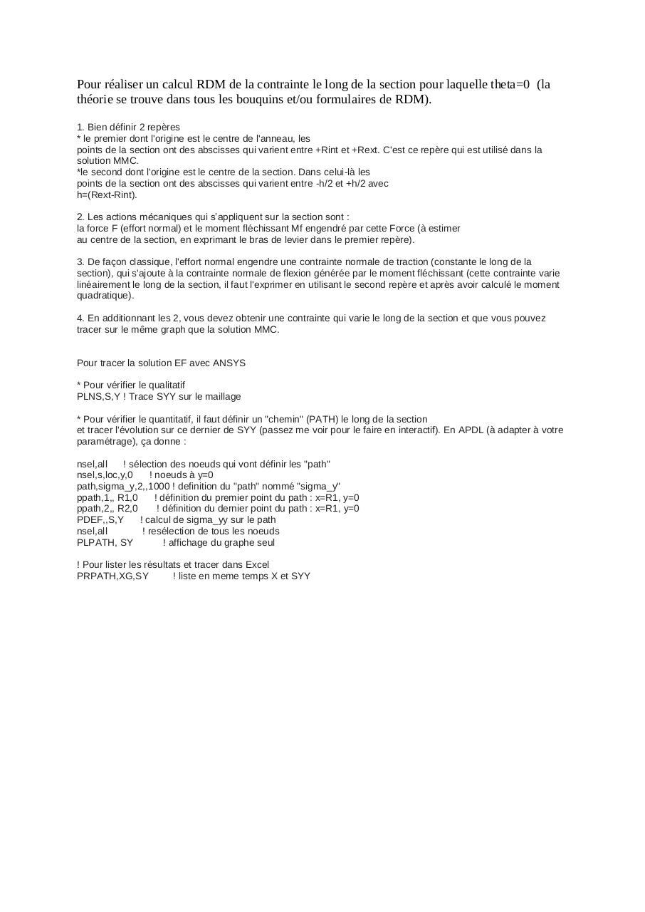 TP3 Ansys par MICHEL - Fichier PDF