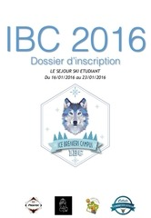 Fichier PDF dossier d inscription