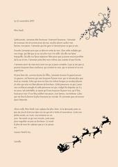lettre au pere noel de camille 16ans et borderline
