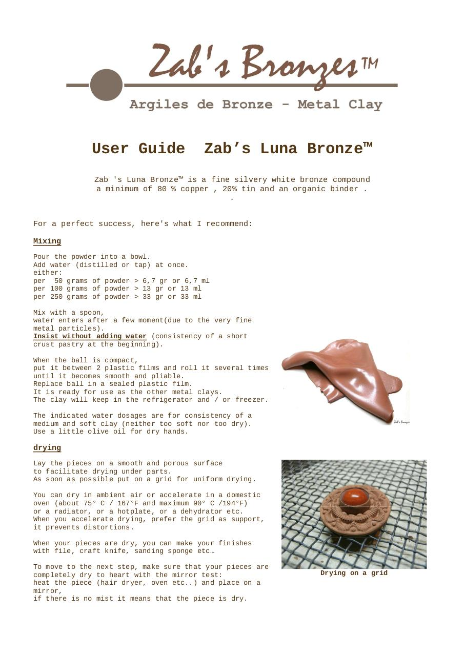 User Guide Zab-s Luna Bronze 16 11 2015.pdf - page 1/3