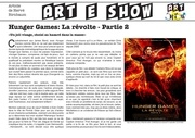 Fichier PDF hunger games
