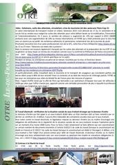 news otre idf 25 novembre 2015