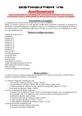 xantia v6 distribution es9j4