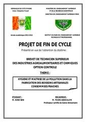 Fichier PDF hygiene et maitrise de la pollution dans