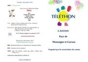 telethon programme au 281115 version 2