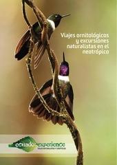 catalogo viajes de naturaleza ecuador experience 1