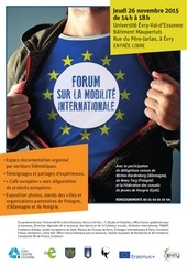 forum mobilite internationale a3