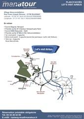 Fichier PDF plan d acces airbus