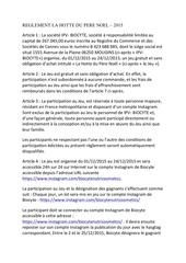 Fichier PDF reglement instagram hotte du pere noel