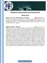 Fichier PDF resultats matches hbcv 28 29 novembre 2015