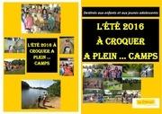 livret camps 2016