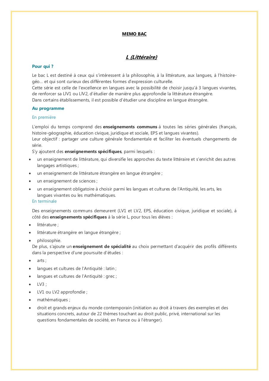 Aperçu du document MEMO BAC.pdf - page 1/11