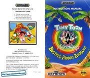 tiny toon adventures manual gen