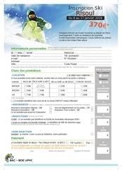 Fichier PDF formulaire ski 2016