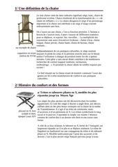 la chaise dans l histoire 1