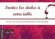 Fichier PDF carte des vins