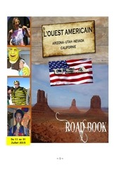 carnet route 2015 ouest usa