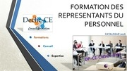 formation des representants du personnel
