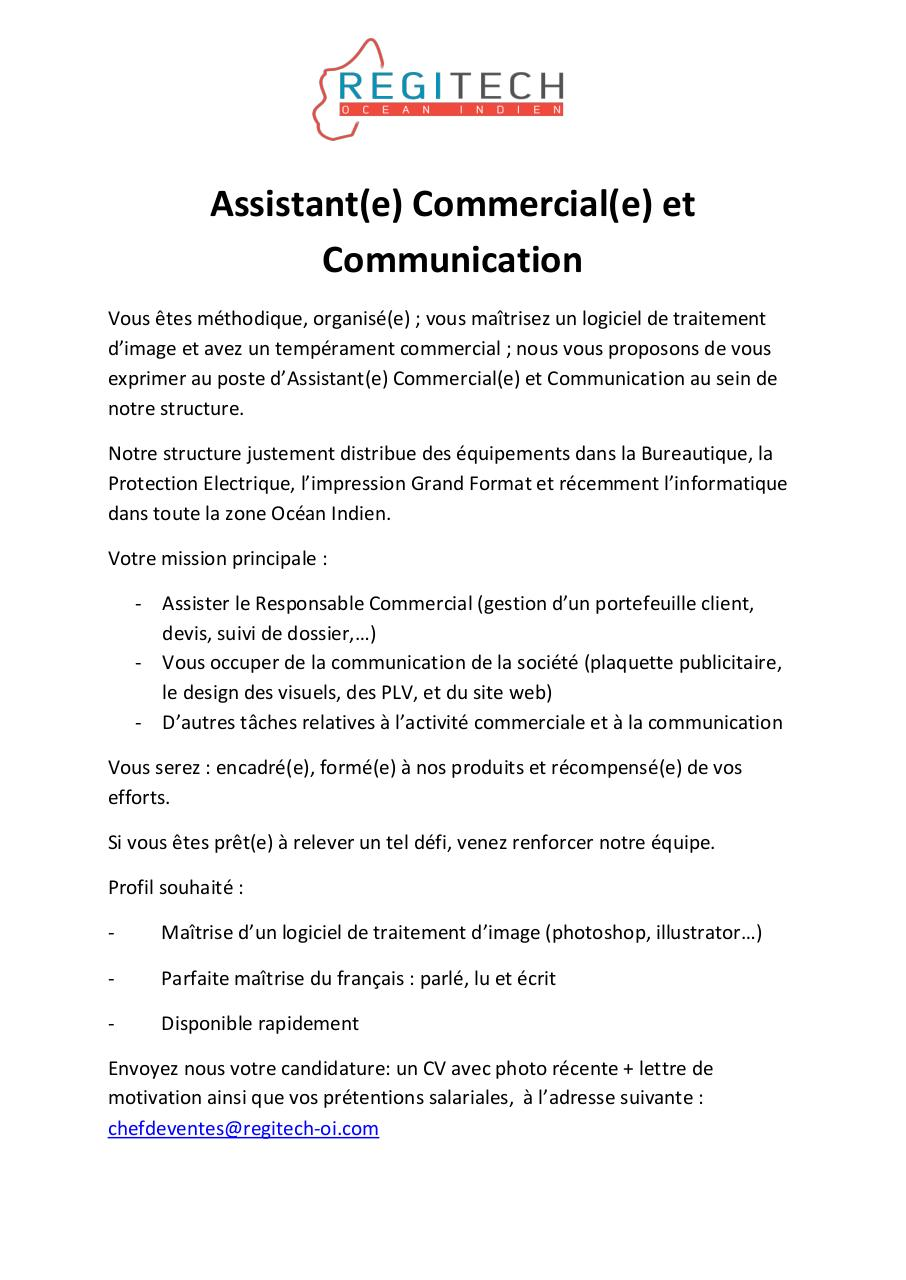 recrutement 2015 par user