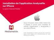 tutoriel application