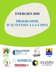 energies 2050 programme d activites cop21 paris2015 1