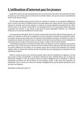 Fichier PDF internet