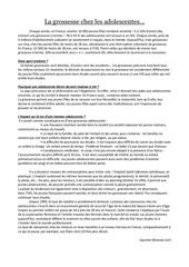 Fichier PDF la grossesse chez les adolescentes