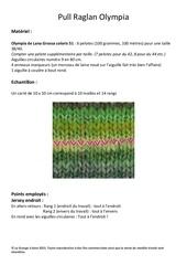 Fichier PDF pull raglan olympia