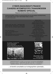 revue cyberdada n 3