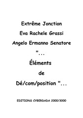 extreme jonction social forum europeen 2003