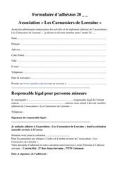 Fichier PDF formulaire adhesion 20 new