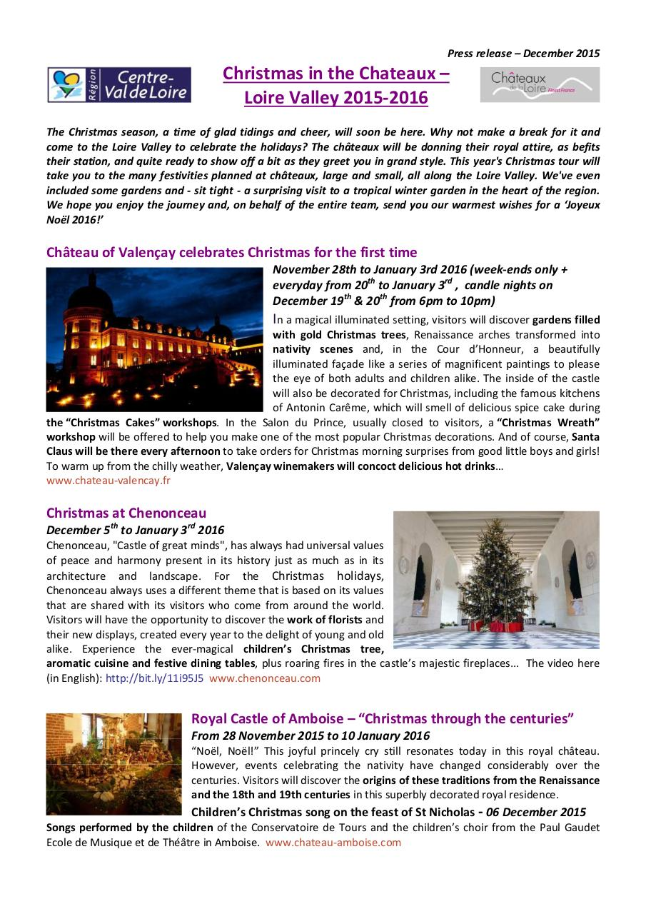 Christmas in the Chateaux - Loire Valley.pdf - page 1/2