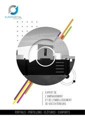 Fichier PDF europortail catalogue produits web