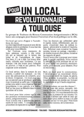 tract campagne local