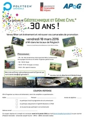 invitation polytech geotechnique 30 ans