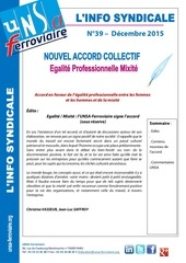 Fichier PDF info syndicale n 39 egalite mixite
