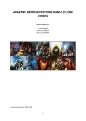 dossier avatar pdf