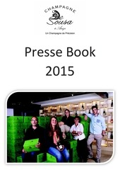 presse book 2015 complet