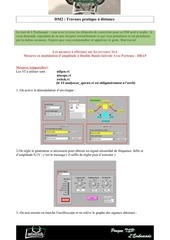 Fichier PDF dm2 travaux pratique a distance