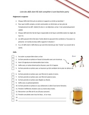 Fichier PDF liste des defis kg