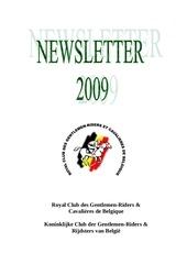 newsletter f n 2009