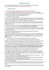 reglement runalife