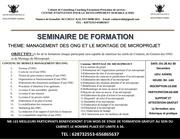 seminaire 1