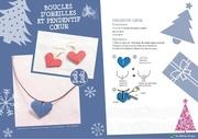 modele origami bijou coeur edisaxe
