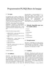 Fichier PDF programmation pl sql bases du langage