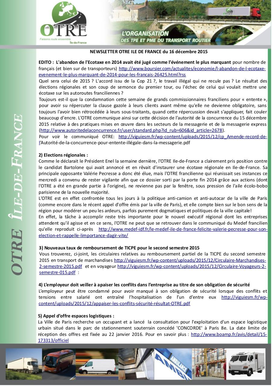 Aperçu du document News OTRE IDF 16 decembre 2015.pdf - page 1/4