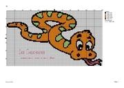 Fichier PDF serpent